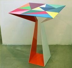 ZANUSO MARCO table T07 limited edition of 6 pieces