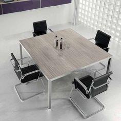 comp. OV04 - tavolo #riunione quadrato mod. #OVER direzionale. Disponibile nelle dimensioni di cm. 120 x 120 oppure 160 x 160. Richiedi info e prezzi sul sito www.mobiliufficio.it
