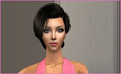 """""""Holly""""  #adriannasimmie #sugahsplace #downloads #modelingagency #TS2 #model #sims2"""