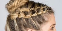 Hair How-To: Chic Shoelace Braid - Cosmopolitan.com