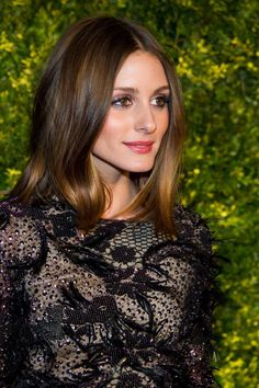 Olivia Palermo Lob looks great on anyone, whether it is with a side part, middle part, bangs, wavy, or straight hair. Never with curly!! Ask hair stylist to keep the end wispy and light, avoid the pyramid look.