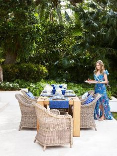 How Aerin Lauder Throws a Dinner Party to Remember   MyDomaine