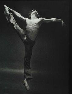 Mikhail Baryshnikov circa 1977