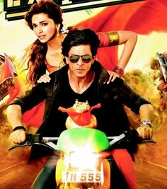SRK 'trains' hard with Chennai Express  http://ndtv.in/UHwhJL