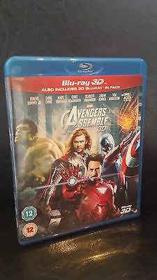 #Marvel #avengers assemble (3d blu-ray, #2012, 2-disc set, box set) . ,  View more on the LINK: http://www.zeppy.io/product/gb/2/162133294388/