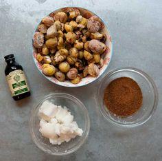 Dit is een top kastanje recept: Fudge! 2 Weken geleden plaatste ik een bericht over kastanjes hier op dit blog. En na een van de beloofde recepten.