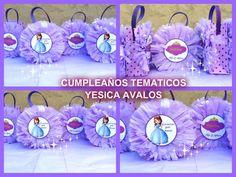 Bolsitas Carteritas Golosineras Princesa Sofia - $ 22,00 en ...