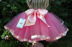 The TomKat Studio: Birthday Parties: Kate's Tutu for her Lollipop Party!