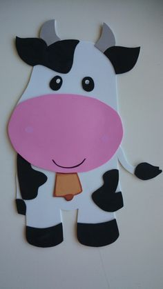 10 Bartolinho A Fazenda Do Zenon Ideas Farm Animal Crafts, Farm Crafts, Animal Crafts For Kids, Preschool Crafts, Farm Animal Birthday, Farm Birthday, Birthday Parties, Decoration Creche, Decoration Party