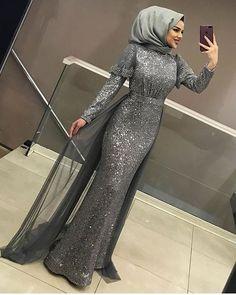 2019 Tesettür Abiye Elbise Modelleri ve Fiyatları – Alımlı Kadın
