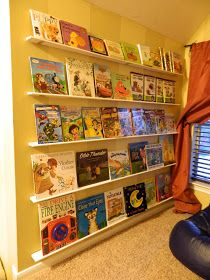 So a few months ago, I posted this post  about re-doing our playroom and why I wanted to update the space.  Since that post, I've given the...