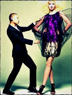 Jason Wu from the 2010 CFDA Fashion Awards Journal