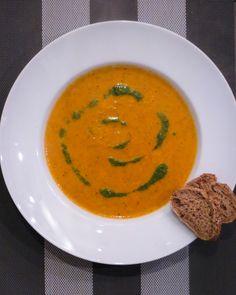 Tomatenbroccoli soep #soup