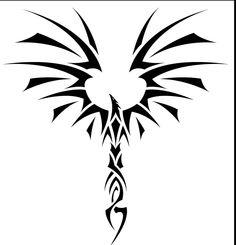tribal phoenix tattoo - Google 検索