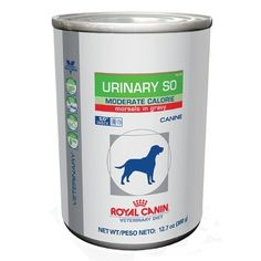 Royal Canin Urinary SO Moderate Calorie MIG Canned Dog Food 24/13oz *** Click image for more details. (This is an affiliate link) #Dogfood