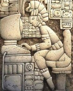 Behold, the Aztec mecha and Mayan cyborgs of our Mesoamerican future Who knew the Aztecs and Maya were technologically advanced? Ancient Aliens, Aliens And Ufos, Ancient History, European History, American History, Arte Latina, Mesoamerican, Cyberpunk, Ancient Artifacts