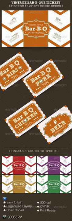 Church luncheon ticket template ticket template for Bbq ticket template free