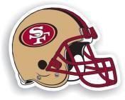 "San Francisco 49ers 12"" Vinyl Magnets"