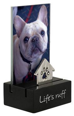Desktop Expressions Life's Ruff Mini Picture Frame
