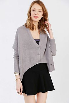 Silence + Noise Jay Cardigan - Urban Outfitters