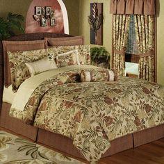 Tropical Bedding Set