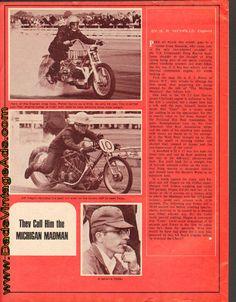 1966 E.J. Potter – They call him the Michigan Madman