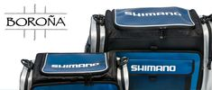Shimano Borona Tackle Bags #FishingTackle