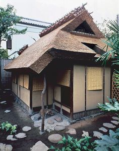 Scandinavian Architecture, Wooden Architecture, Japanese Architecture, Architecture Design, Tea House Japan, Japanese Style House, Japanese Design, Japanese Tea Ceremony, Earth Homes