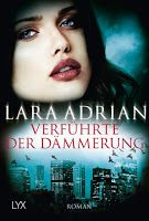 Romantic Bookfan: Rezension - Verführte der Dämmerung von Lara Adria...