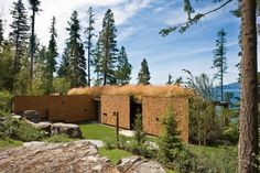 Project - Stone Creek Camp - Master House - Architizer