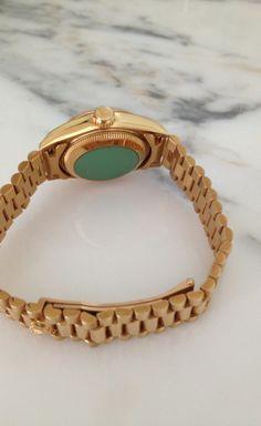 Rolex 18k Yellow Gold Watch