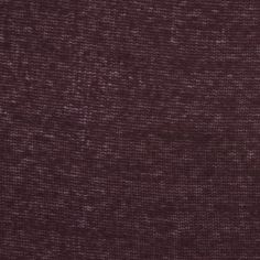 Dark Plum Mohair Blended Loose Knit Fabric by the Yard | Mood Fabrics