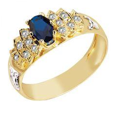 Anel de Formatura em Ouro 18k com Diamantes e Pedra Natural Festa De  Formatura, Vestido 010b3610ad