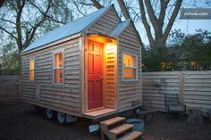 Chic Tiny House, Omaha NE, $65/night