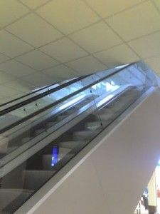 moving stairs - not.