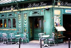 Paris Cafe - is this really exists somewhere??:)