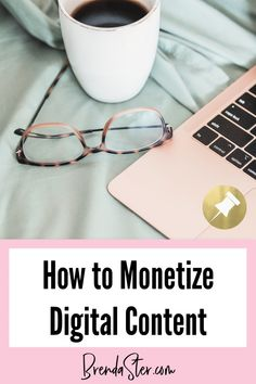 As digital publishing - as in consistent posting to social media and website blogs - becomes more and more crucial to small business success, the need to monetize that digital content increases as well. Here are 4 steps to help you win the content marketing arms race and make money online. Don't forget to repin this for later!!