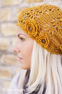 Emma Hat by Viktoria Gogolak
