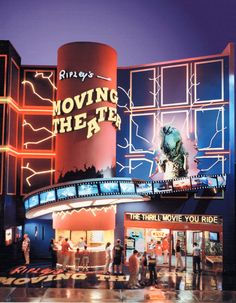 Ripley's Moving Theater | Myrtle Beach Downtown | Myrtle Beach, SC