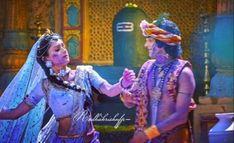 Radha Krishna Quotes, Radha Krishna Pictures, Radha Krishna Love, Lord Krishna, Durga Painting, Baby Krishna, Radha Krishna Wallpaper, Digital Backgrounds, Latest Pics