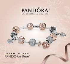 While the Pandora Rose Collection is scheduled for official launch on October 2nd, they've begun to hit stores across the US! The rose gold plated over silver/copper alloy mix jewelry has caused quite a stir since its introduction for market testing...