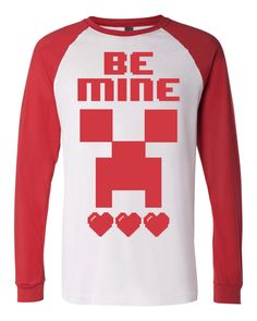 Be Mine - Minecraft Valentine's Day