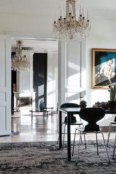 Miss Zeit — gracespain: chandelier