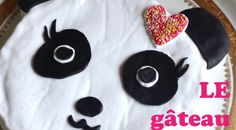 DIY / Tuto en photo: Le Gâteau Panda!