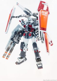 MG 1/100 Full Armor Gundam Ver. Ka [Gundam Thunderbolt] - Painted Build     Modeled by intuos9