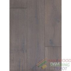 "ROYAL OAK COLLECTION, DRIFTWOOD DMSR-03, 7.5"" WIDE, LONG PLANK, KLUMPP OIL FINISHED HARDWOOD FLOORING"