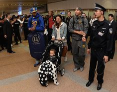 Warriors Arrive in Beijing - 10/12/13 | Golden State Warriors Ayesha And Steph Curry, Ayesha Curry, The Curry Family, Stephen Curry Basketball, Golden State Warriors, Jansport Backpack, Beijing, View Photos