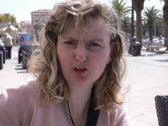 Qui ero all'isola della maddalena in Sardegna