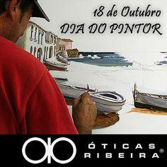 Veja que linda esta obra de arte, no Dia do pintor!