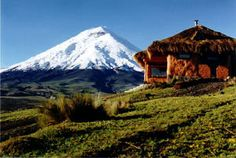Honeymoon to Cotopaxi National Park in Ecuador, South America